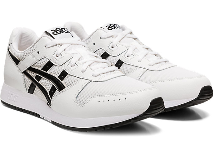 Front Right view of LYTE CLASSIC, WHITE/BLACK