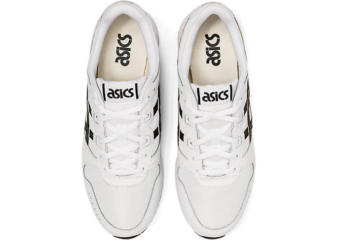 Top view of LYTE CLASSIC, WHITE/BLACK