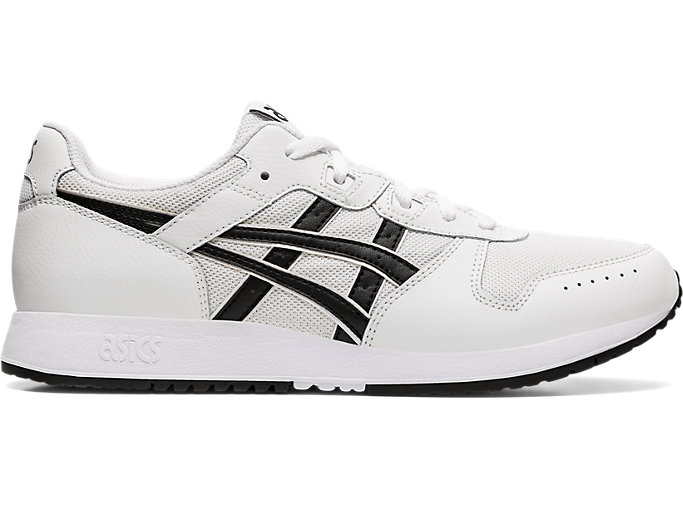 Right side view of LYTE CLASSIC, WHITE/BLACK