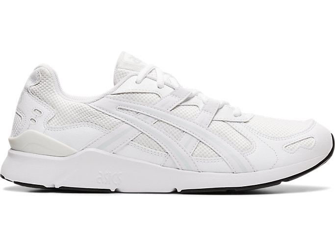 Right side view of GEL-LYTE RUNNER 2, WHITE/WHITE