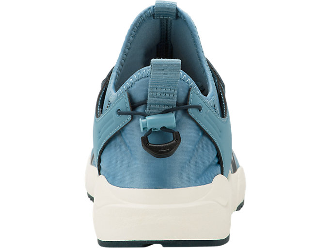Back view of GEL-LYTE KEISEI, GRIS BLUE/DARK OCEAN