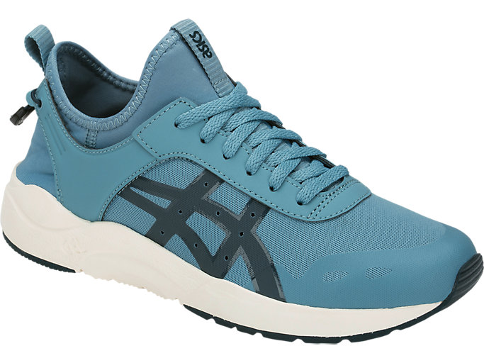Front Right view of GEL-LYTE KEISEI, GRIS BLUE/DARK OCEAN