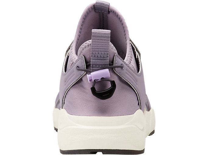 Back view of GEL-LYTE KEISEI, SOFT LAVENDER/LAVENDER GREY