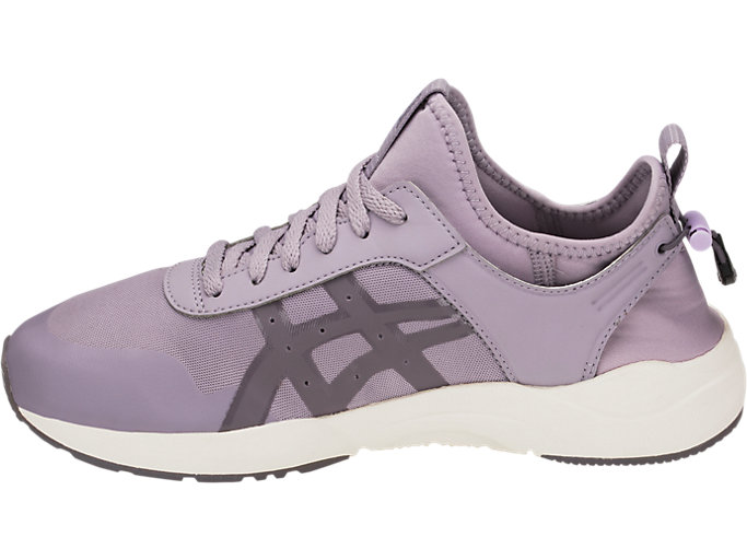 Left side view of GEL-LYTE KEISEI, SOFT LAVENDER/LAVENDER GREY