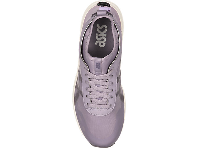 Top view of GEL-LYTE KEISEI, SOFT LAVENDER/LAVENDER GREY
