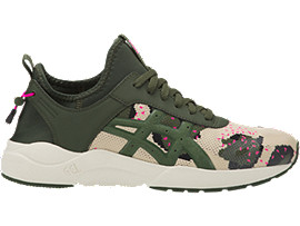 Right side view of GEL-LYTE KEISEI, MARZIPAN/FOREST