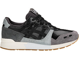 Right side view of GEL-LYTE, DARK GREY/BLACK