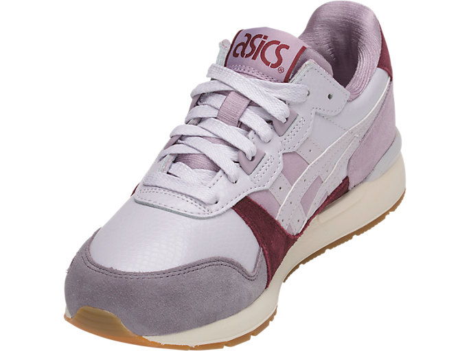 Front Left view of GEL-LYTE, SOFT LAVENDER/LILAC HINT