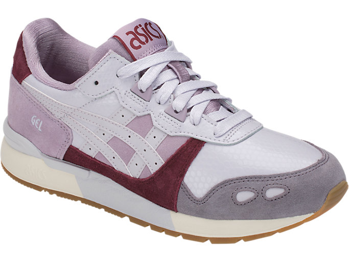 Front Right view of GEL-LYTE, SOFT LAVENDER/LILAC HINT