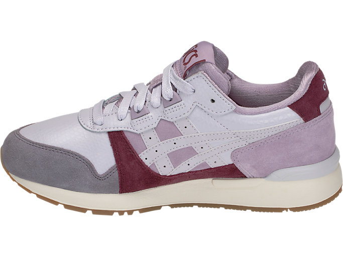Left side view of GEL-LYTE, SOFT LAVENDER/LILAC HINT