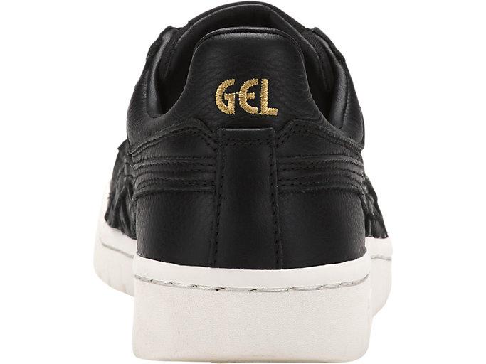 Back view of GEL-PTG, BLACK/BLACK
