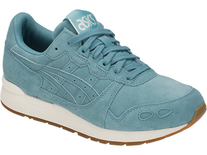 Front Right view of GEL-LYTE, GRIS BLUE/GRIS BLUE