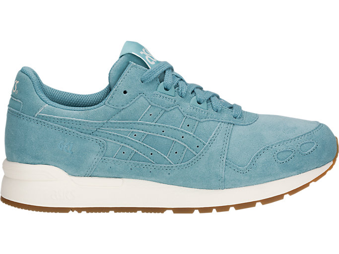 Right side view of GEL-LYTE, GRIS BLUE/GRIS BLUE