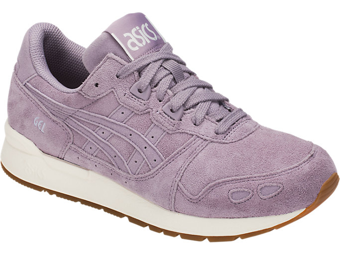 Front Right view of GEL-LYTE, SOFT LAVENDER/SOFT LAVENDER