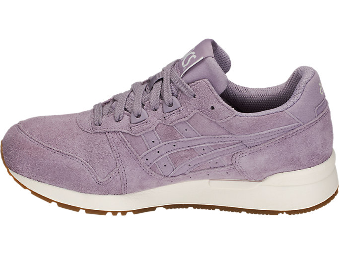 Left side view of GEL-LYTE, SOFT LAVENDER/SOFT LAVENDER
