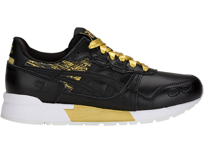 Right side view of GEL-LYTE, BLACK/BLACK