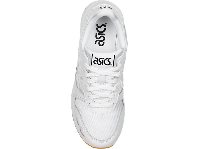Top view of GEL-LYTE, WHITE/WHITE