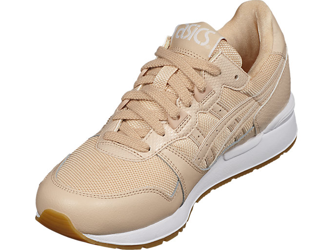 Front Left view of GEL-LYTE, NUDE/NUDE