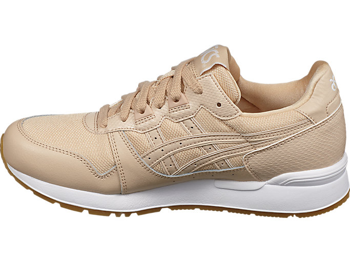 Left side view of GEL-LYTE, NUDE/NUDE