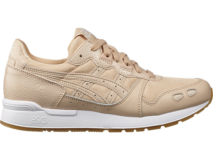 Right side view of GEL-LYTE, NUDE/NUDE