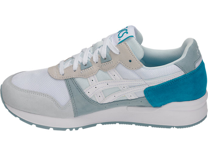 Left side view of GEL-LYTE, ARCTIC BLUE/WHITE