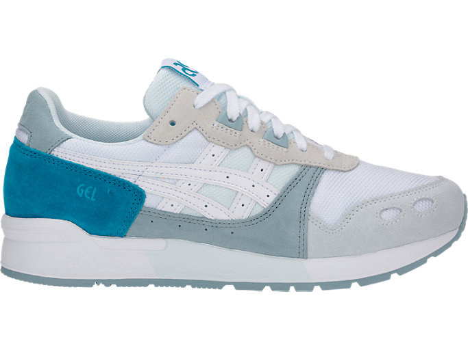 Right side view of GEL-LYTE, ARCTIC BLUE/WHITE