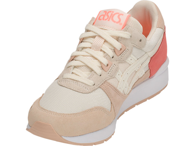 Front Left view of GEL-LYTE, SEASHELL/IVORY