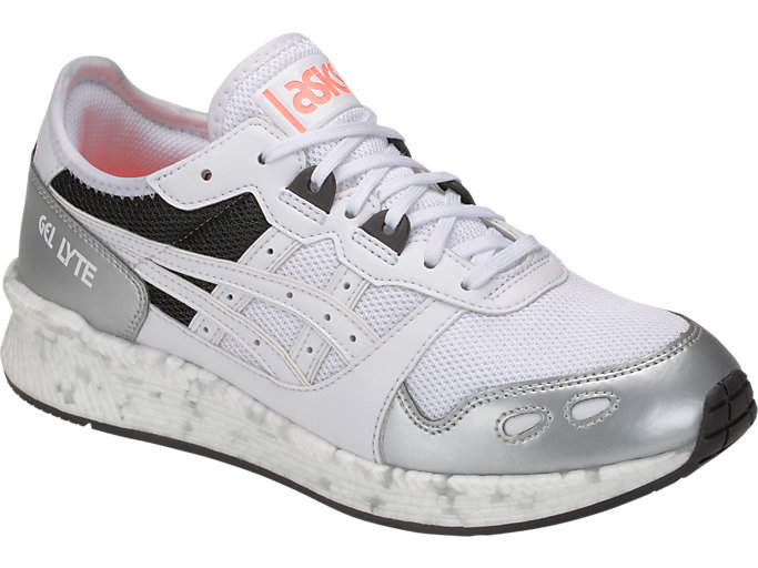 Front Right view of HyperGEL-LYTE, WHITE/WHITE