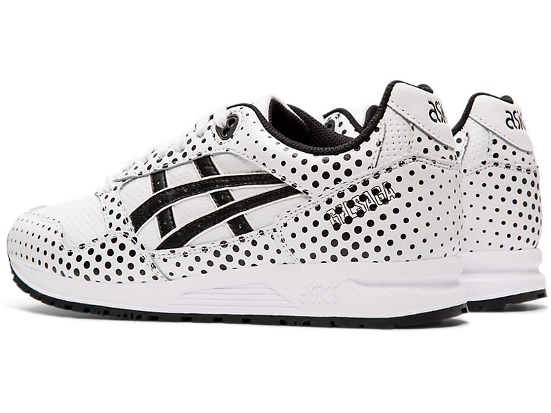 GEL-Saga White/Black 9 FL