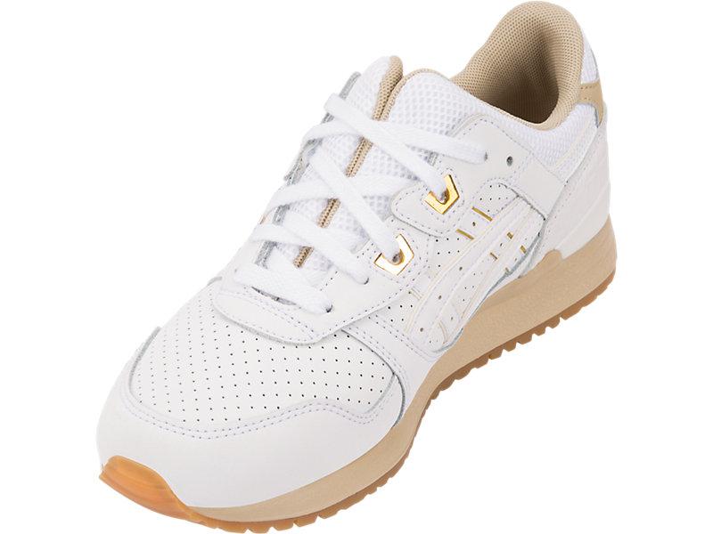 GEL-Lyte III White/White 9 FL