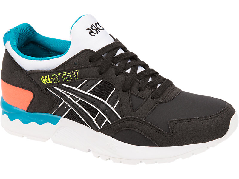 GEL-Lyte V BLACK/BLACK 5 FR