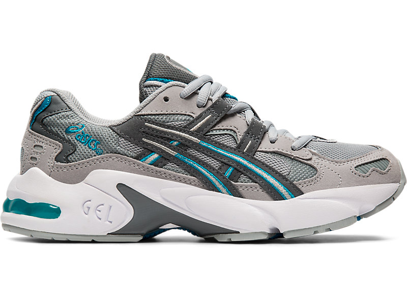 GEL-Kayano 5 OG Mid Grey/Steel Grey 1 RT
