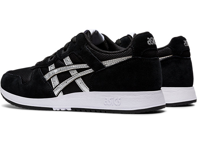 Front Left view of LYTE CLASSIC, BLACK/PURE SILVER