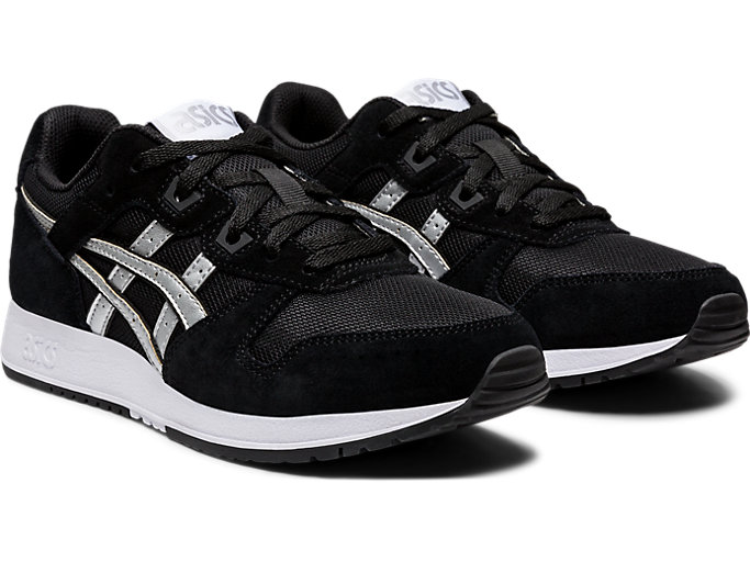 Front Right view of LYTE CLASSIC, BLACK/PURE SILVER