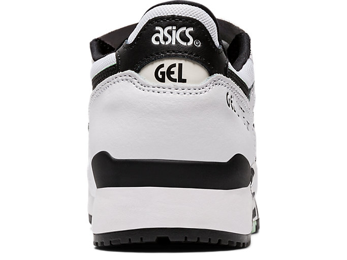 Back view of GEL-LYTE III OG, WHITE/BLACK