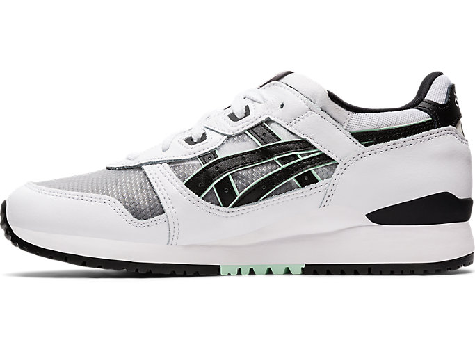 Left side view of GEL-LYTE III OG, WHITE/BLACK