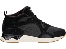 Right side view of GEL-LYTE V SANZE MT, BLACK/BLACK