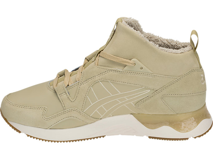 Left side view of GEL-LYTE V SANZE MT, SAND/SAND