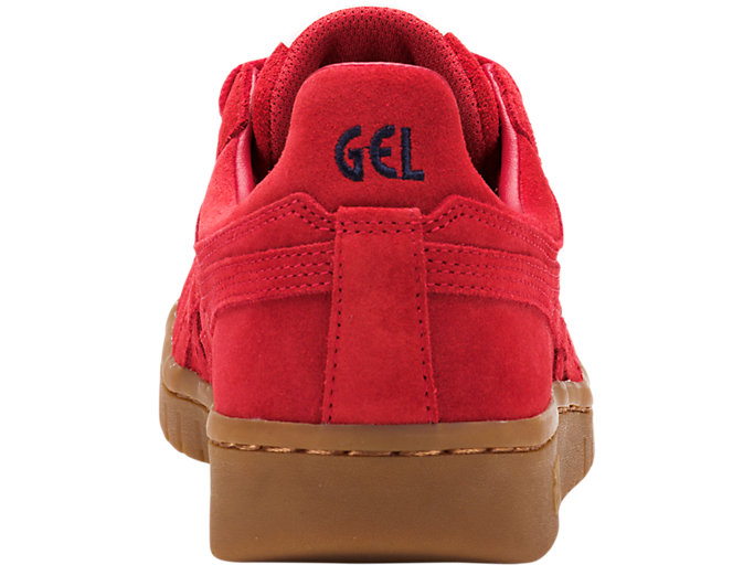 Back view of GEL-PTG, CLASSIC RED/CLASSIC RED