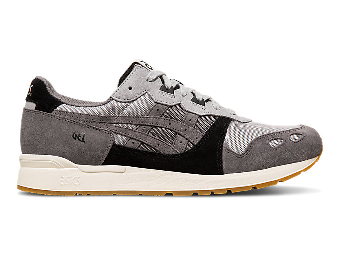 Right side view of GEL-LYTE, CARBON/CARBON