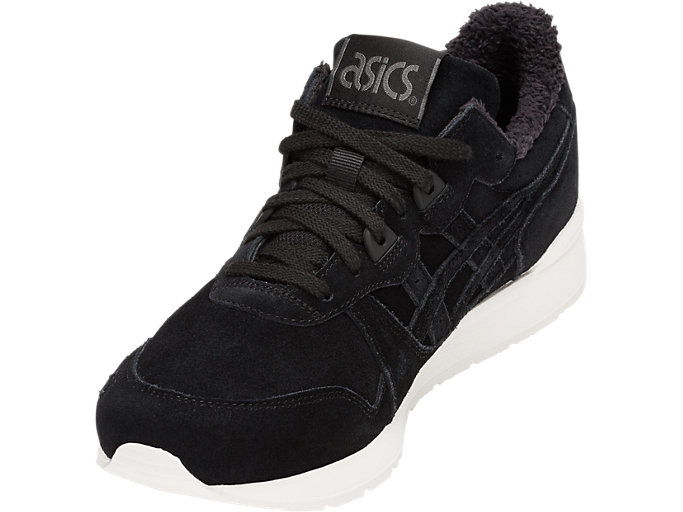 Front Left view of GEL-LYTE, BLACK/BLACK
