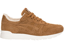 Right side view of GEL-LYTE, CARAMEL/CARAMEL