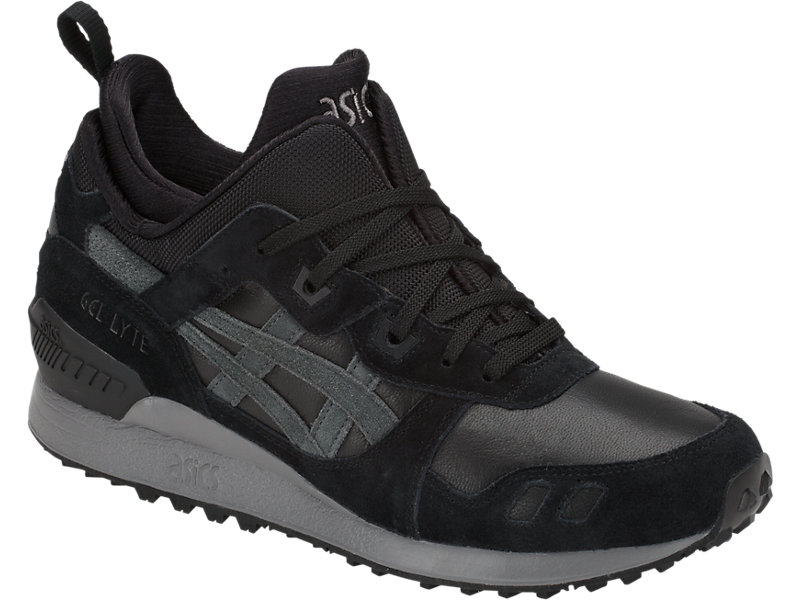 GEL-Lyte MT Black/Dark Grey 5 FR