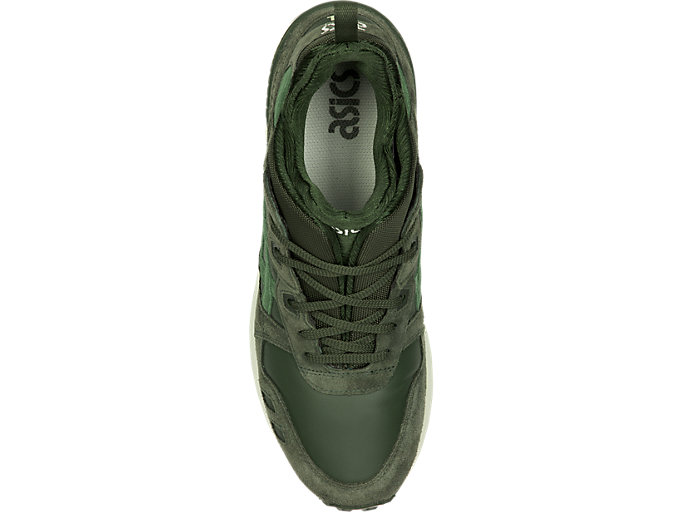 Top view of GEL-LYTE MT, FOREST/MOSS