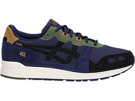 Right side view of GEL-LYTE, PEACOAT/BLACK