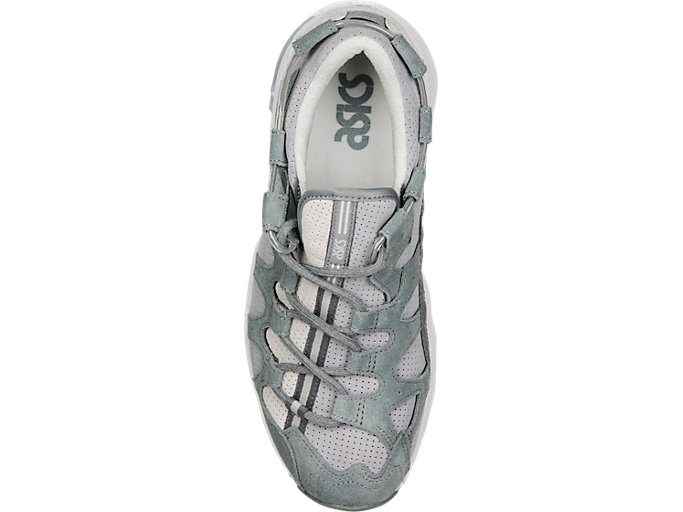 Top view of GEL-MAI, MID GREY/STONE GREY