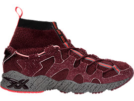 Right side view of GEL-Mai Knit MT