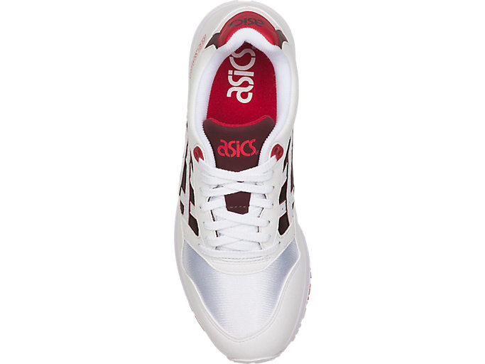 Top view of GEL-SAGA, WHITE/SAMBA