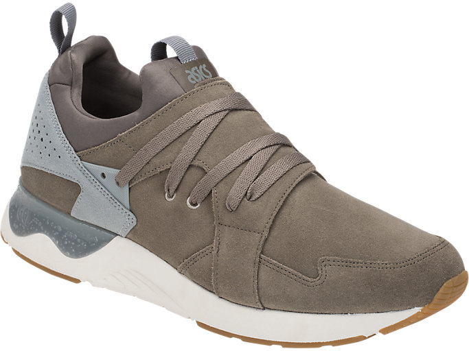 Front Right view of GEL-LYTE V SANZE TR, DARK TAUPE/DARK TAUPE