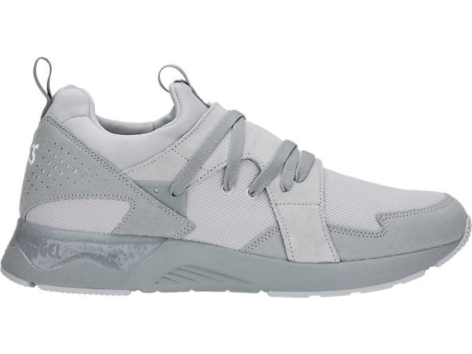 Right side view of GEL-LYTE V SANZE TR, MID GREY/MID GREY